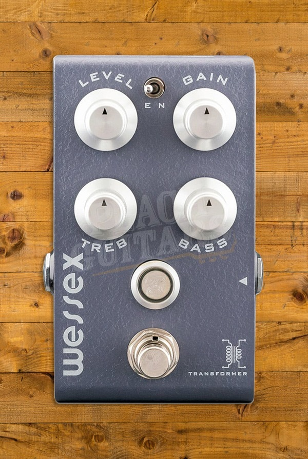 Bogner Wessex V2 Overdrive - Custom Audio Transformer