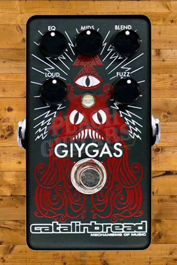 Catalinbread - Giygas - Fuzz Pedal