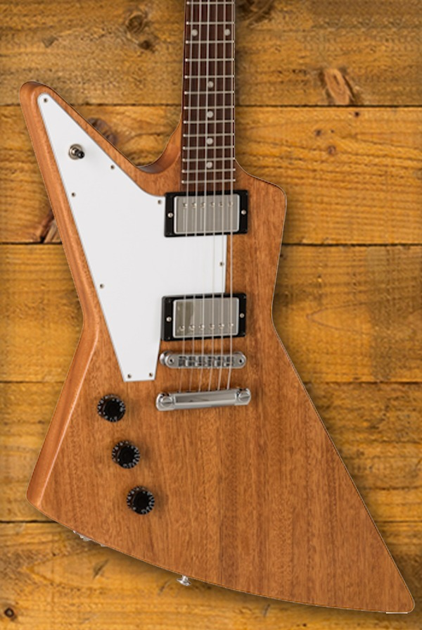 Gibson Explorer - Antique Natural Left Handed