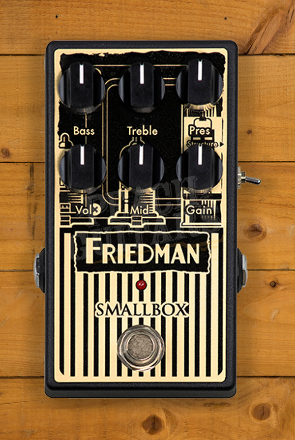 Friedman Small Box Pedal