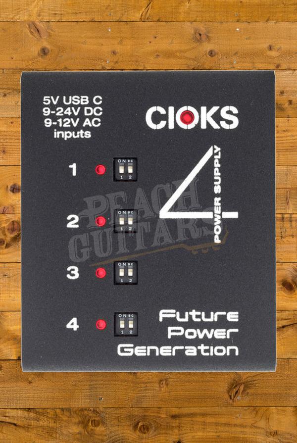 CIOKS 4 Expander