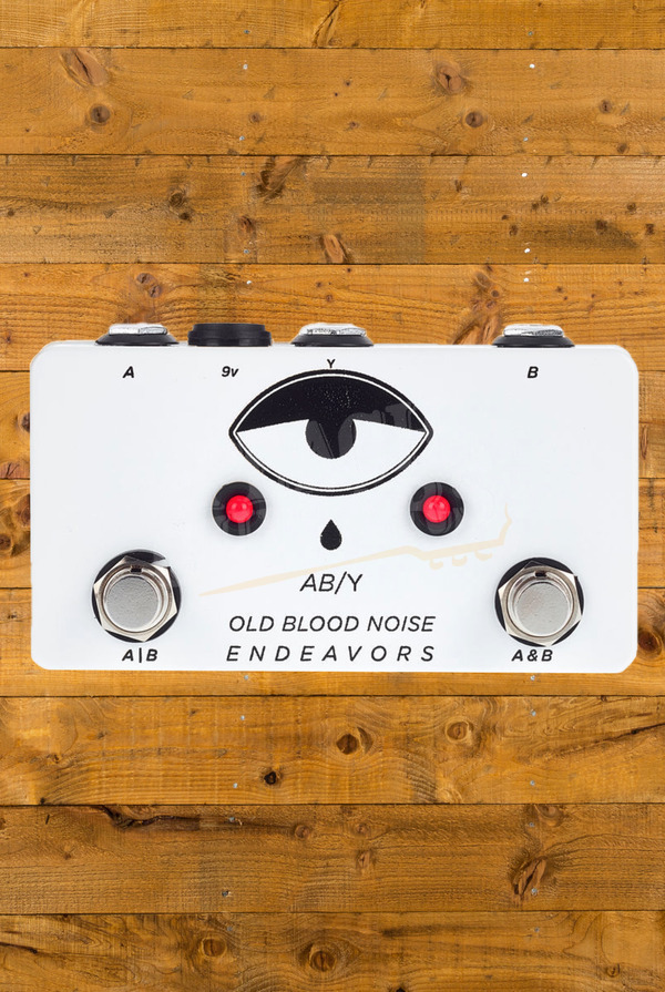 Old Blood Noise Endeavors Utility 2: ABY