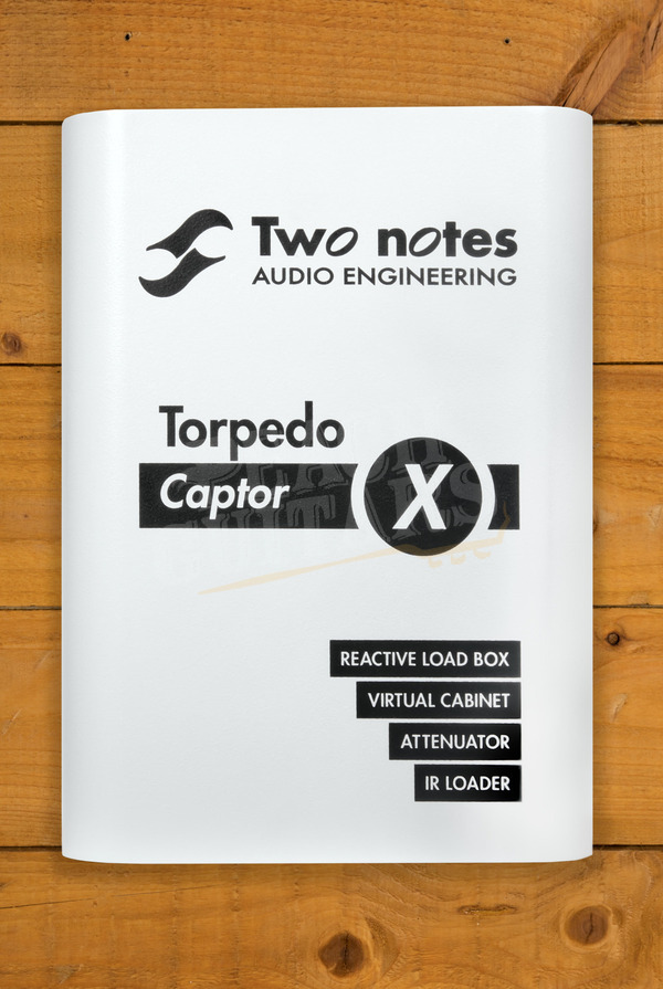 Two Notes Torpedo Captor X (8 ohm)