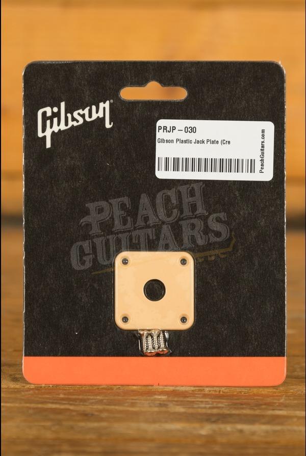 Gibson Plastic Jack Plate (Creme)