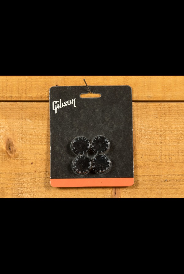Gibson Speed Knobs - Black (Pack of 4)