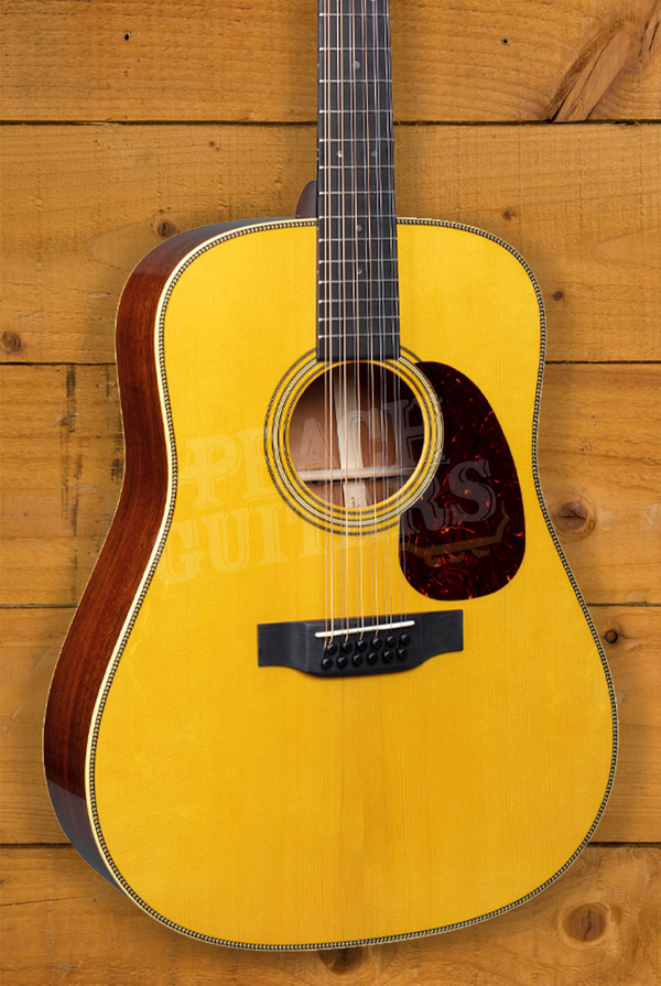C F Martin D-35 David Gilmour Limited Edition 12 String Acoustic Guitar