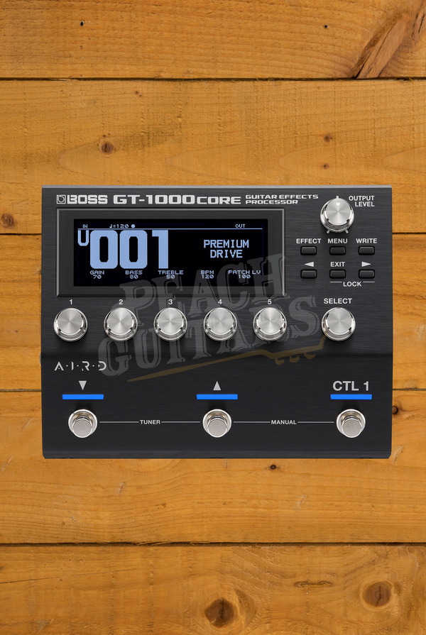 Boss GT-1000 Core