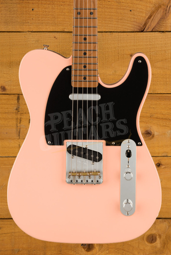 Fender Limited Edition Vintera '50s Telecaster Modified Shell Pink w/Roasted Maple Neck