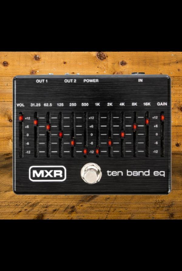 MXR - Limited Edition 10 Band EQ - Black