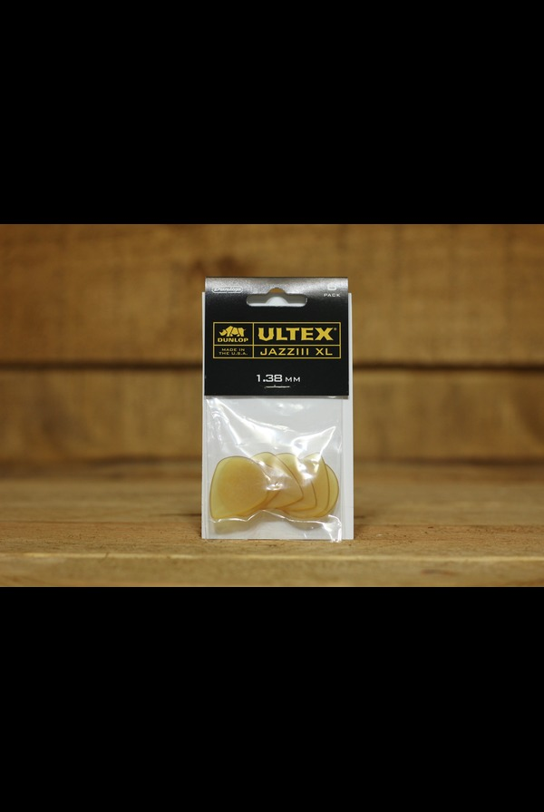 Dunlop Picks - Ultex Jazz III XL - Players Pack