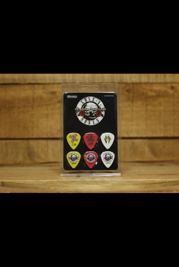 Dunlop Picks - Guns 'N' Roses - Custom Art Pack
