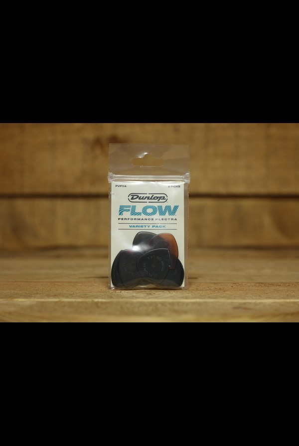 Dunlop Picks - Flow - Variety pack