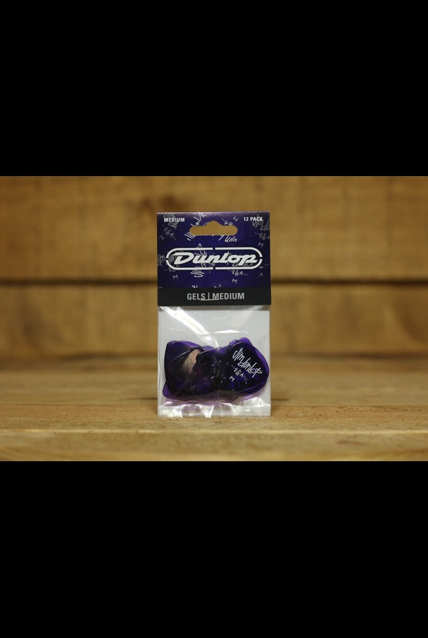 Dunlop Picks - Gel - Players Pack
