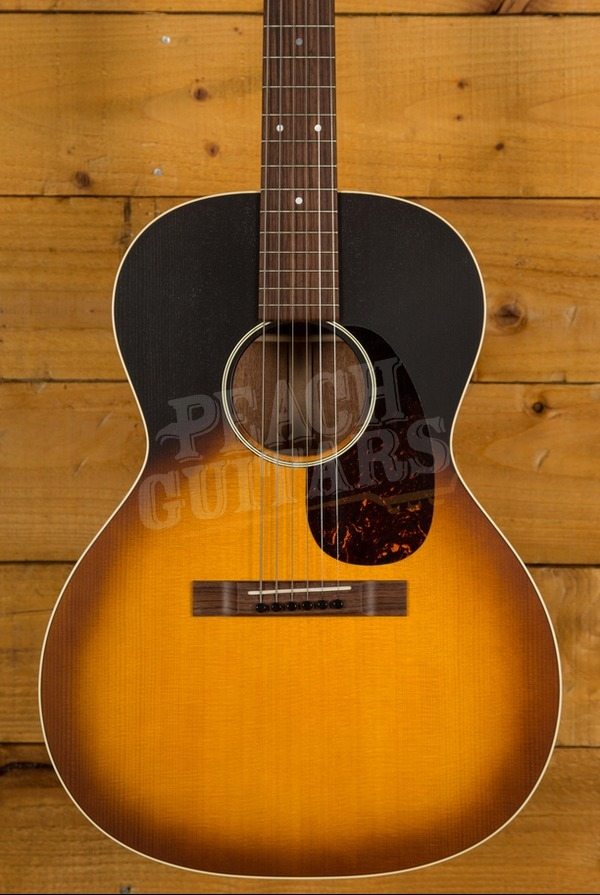 Martin 00L-17 Whiskey Sunset | Fishman Matrix Infitinity VT with Free Fitting