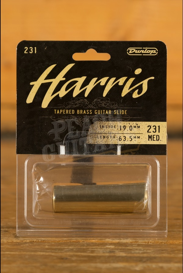Jim Dunlop 231 Premium Harris Slide Medium