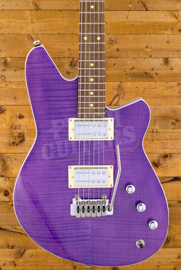 Reverend Kingbolt RA FM Trans Purple