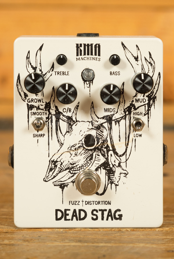 KMA Dead Stag Fuzz/Distortion Pedal