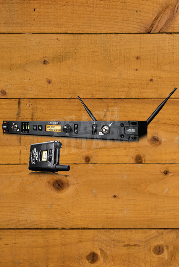 Line 6 Relay G90 Wireless Guitar System