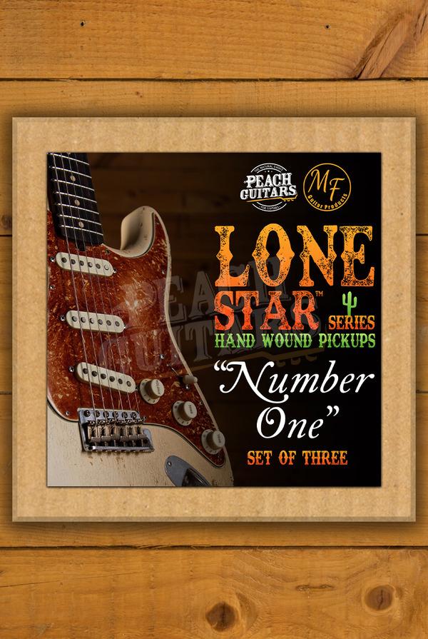 "MF Guitars/Peach Guitars ""Number One"" pickup set"