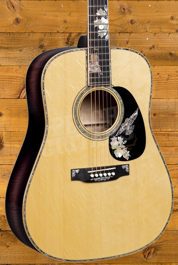 Martin D-42 Purple Martin Limited to 100 Pieces Worldwide