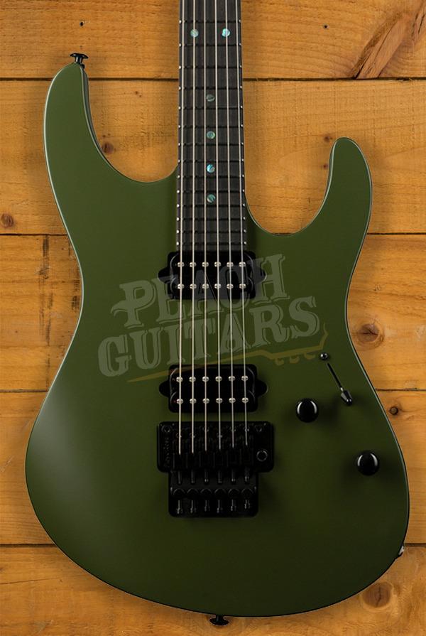 Suhr Limited Edition Modern Terra HH Dark Forest Green