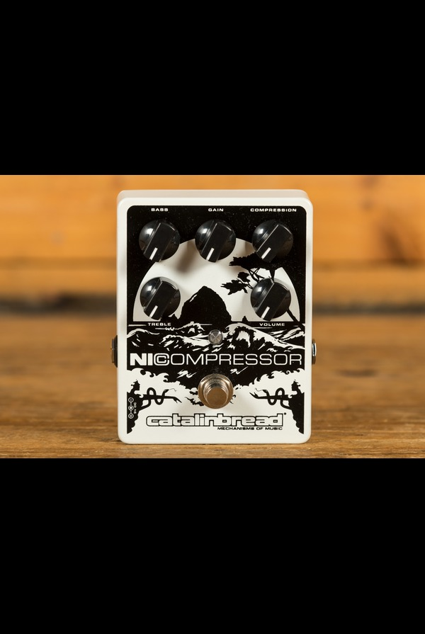 Catalinbread Nicompressor Compressor Pedal