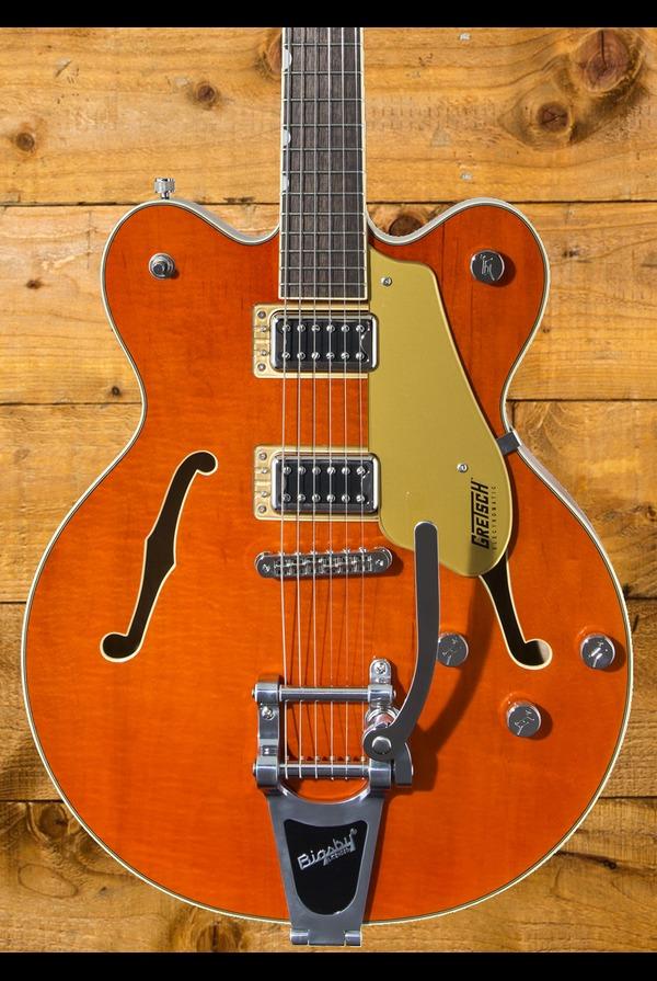 Gretsch G5622T Electromatic Center Block Double-Cut Orange Stain