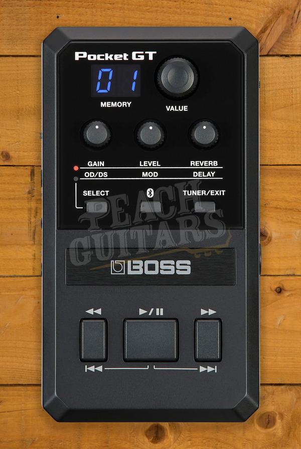 BOSS Pocket GT Desktop Multi FX