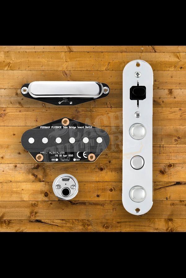 Fishman Fluence Greg Koch Gristle-Tone Single Width Telecaster Set