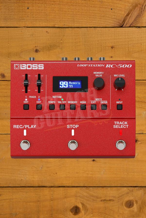 Boss RC-500 Loop Station Advanced Looper