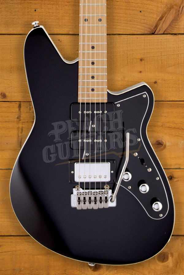 Reverend Six Gun HPP- Midnight Black