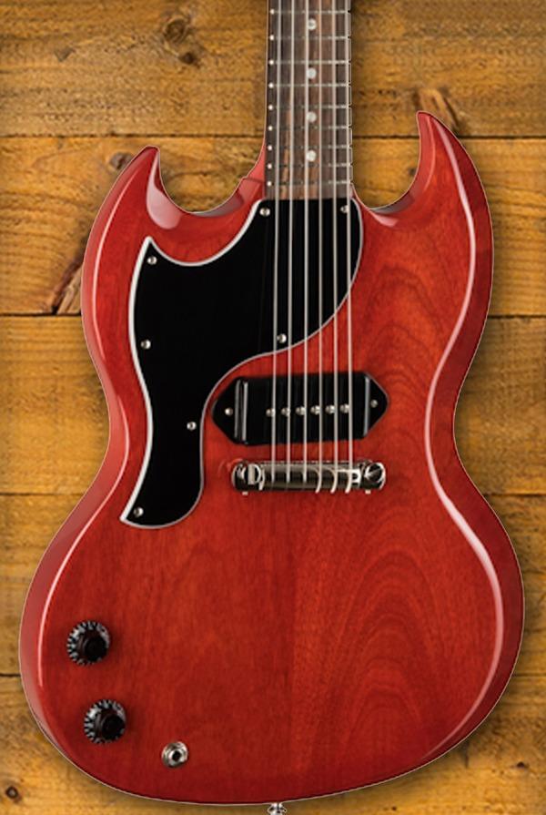 Gibson SG Junior - Vintage Cherry Left Handed