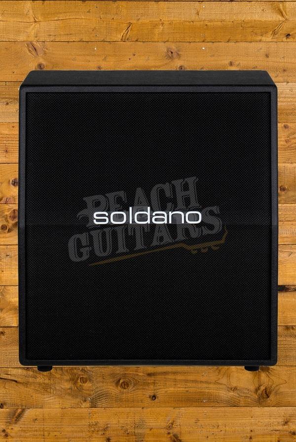 "Soldano 212 Vertical Classic 2x12"" Vertical Slant Celestion V30s"