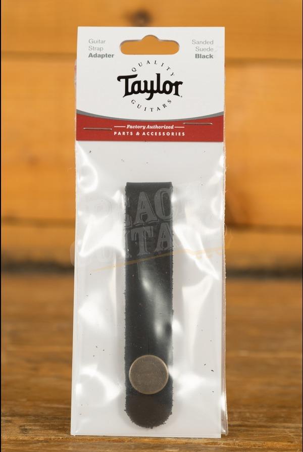 Taylor - Strap Adapter Sanded Suede Black