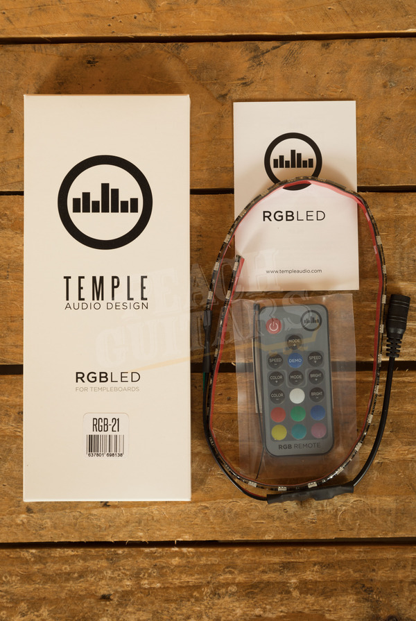 Temple Audio LED Strip with Remote for TRIO-21