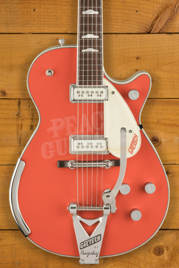 Gretsch Custom G6128CS 1957 Tahitian Coral Duo Jet MB Stephen Stern