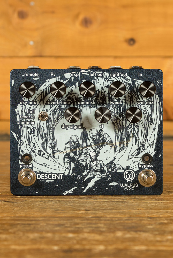 Walrus Audio Descent Reverb/Octave