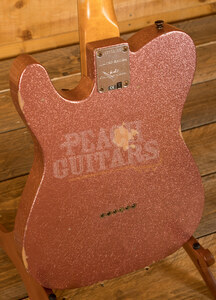Fender Custom Shop Limited '61 Tele Relic Champagne Sparkle