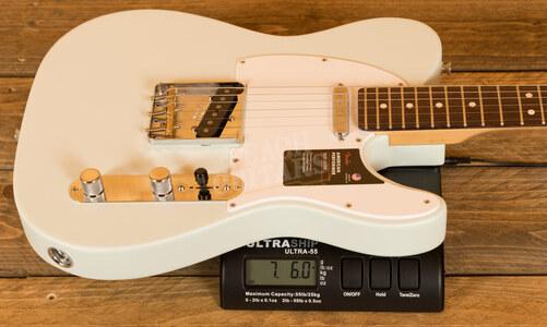 Fender American Performer Telecaster Rosewood Satin Sonic Blue