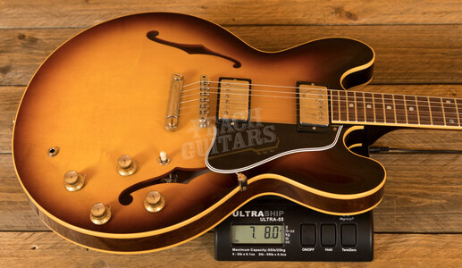 Gibson Custom '61 ES-335 Reissue Vintage Burst VOS