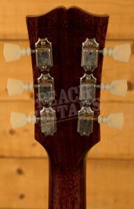 Gibson Custom HP Top 60th Ann 1960 Les Paul Standard V2 Neck Tomato Soup Burst
