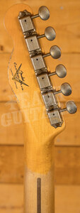 Fender Custom Shop Limited Roasted Pine Double Esquire Relic
