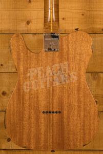 Fender Custom Shop Limited P90 Tele Thinline Relic Sea Foam Green