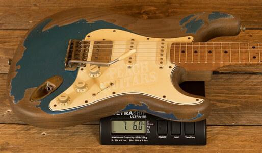 Xotic California Classic XSC-2 - Lake Placid Blue Super Heavy Ageing