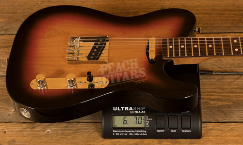 Xotic California Classic XTC-1 - Light Ageing 3 Tone Burst