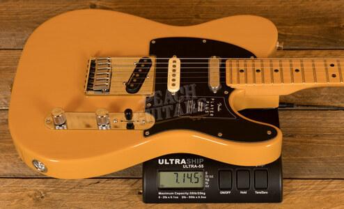 Fender Player Plus Nashville Tele Maple Butterscotch Blonde