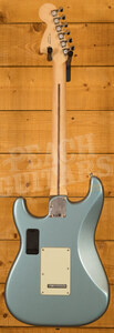 Fender Deluxe Roadhouse Strat Pau Ferro Mystic Ice Blue