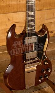 Gibson Custom Murphy Lab '64 SG Standard Faded Cherry Heavy Aged