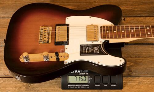 Fender Player Tele HH Sunburst Pau Ferro
