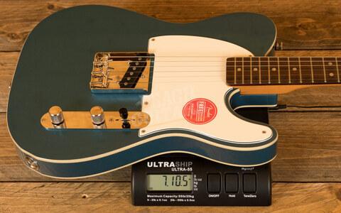 Squier FSR Classic Vibe '60s Custom Esquire Lake Placid Blue